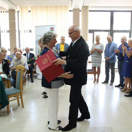 Uoczystość wręczenia aktów powołania do Piaseczyńskiej Rady Seniorów