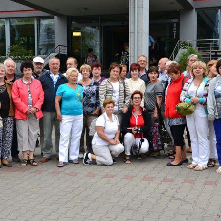 Klub Seniora w Złotokłosie
