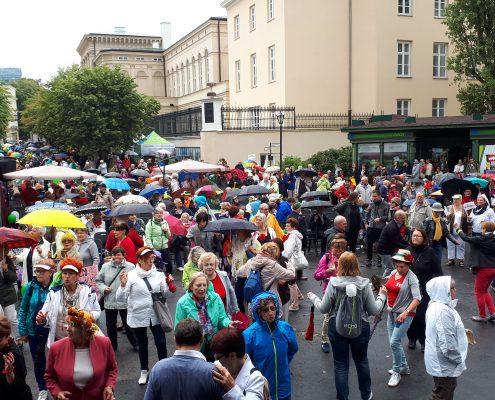 IV Ogólnopolska Parada Seniorów