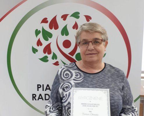 Barbara Olesińska, foto:UMiG